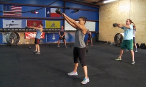 Universal CrossFit: Eight-Class Beginner's Course at Universal CrossFit (82% Off)