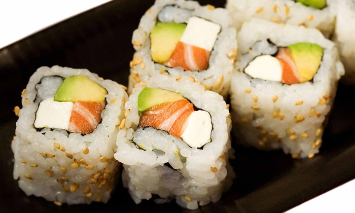 Sushi Bistro - Sushi Bistro: Sushi and Japanese Cuisine and at Sushi Bistro (52% Off). Two Options Available.