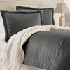 Micro-Mink Reversible Sherpa Comforter Set (2- or 3-Piece)
