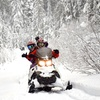 Up to 50% Off Snowmobile Tour