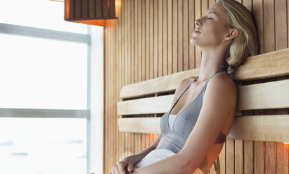 Image Placeholder For Up To 63 Off Infrared Sauna Sessions At Fahrenheit Body Spas