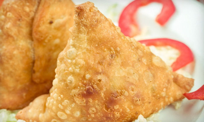 Sitar Indian Cuisine - Deer Park: Indian Food and Drinks for Lunch or Dinner at Sitar Indian Cuisine (Up to 52% Off)