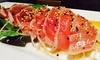 Sawa Japanese Cuisine - Park Slope: Sushi and Japanese Food at Sawa Japanese Cuisine (Up to 44% Off). Two Options Available.
