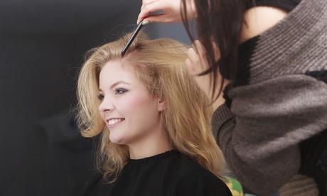 $115 for One Hair Cut, Full Highlights, and Olaplex Treatment at Tease Hair and Lash Studio ($230 Value) 8a8793ce-48ec-42aa-879e-380a7e2a3bb7