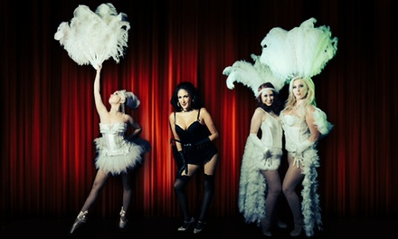 Sin City Burlesque for Two at Cameo Theatre on August 23–September 20 at 10:30 p.m. (Up to 50% Off)