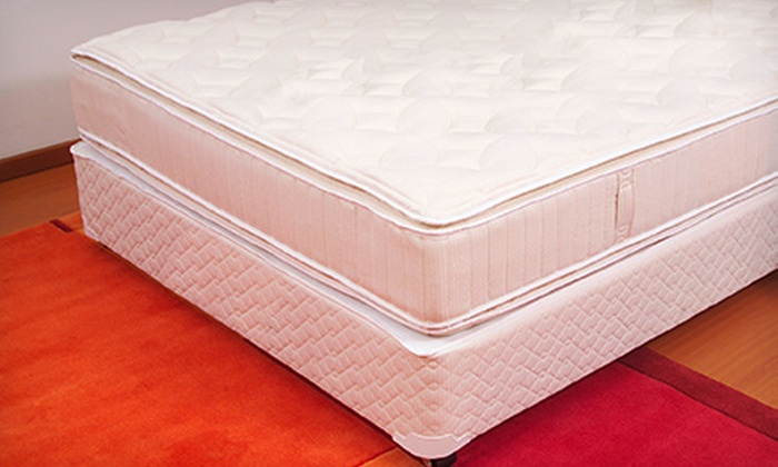 Carolina Furniture and Mattress - Five Points: $19.99 for $300 Toward Mattress, Living Room and Bedroom Sets, and Select Dining Sets at Carolina Furniture and Mattress