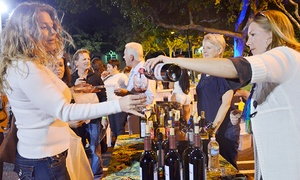 Boca Raton Wine & Food Festival: Admission for One to Choice of Three Special Events at Boca Raton Wine & Food Festival (41% Off)