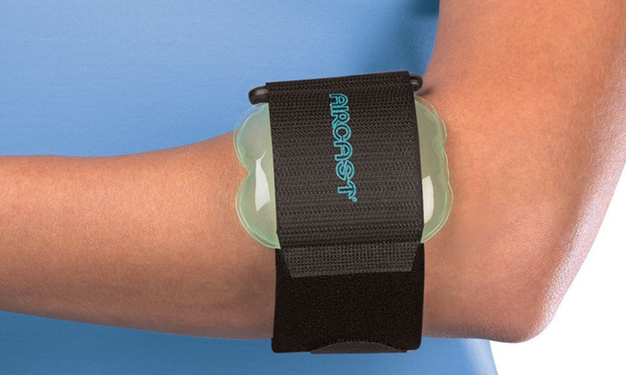 Aircast tennis elbow support groupon goods
