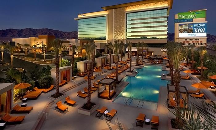 Aliante Casino + Hotel - North Las Vegas: Stay at Aliante Casino + Hotel in North Las Vegas; Dates into December