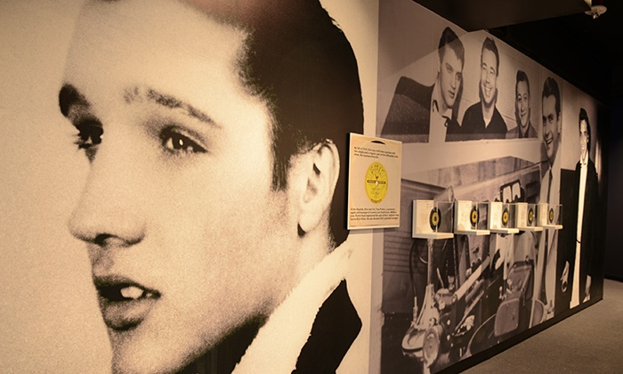 Elvis: The Exhibition - Las Vegas Strip: Elvis: The Exhibition at Westgate Resort for One or Two (Up to 34% Off)