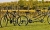 East End Bike Tours - Northfork: À La Carte or Signature Bike Tour for One, Two, or Four from East End Bike Tours (Up to 51% Off)