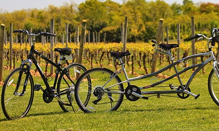 À La Carte or Signature Bike Tour for One, Two, or Four from East End Bike Tours (Up to 51% Off)
