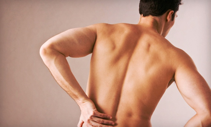 Walk-In Chiropractic Center - Canton: $45 for a Chiropractic Consultation, Exam, X-Rays, and Treatment at Walk-In Chiropractic Center (Up to $245 Value)