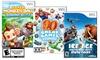 Kids' Wii 3-Game Party Bundle: Kids' Wii 3-Game Party Bundle. Free Returns.