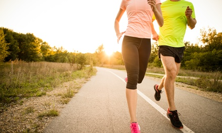 """1 inscripción doble para una pareja a """"Una carrera corriendo juntos"""" por 22,45 € con Runner Box"""