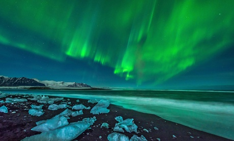 5-Day Iceland Northern-Lights Trip with Airfare