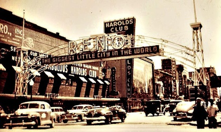 Walking Ghost Tour of Downtown Reno for Two or Four from Reno's Ghost Walk (50% Off)