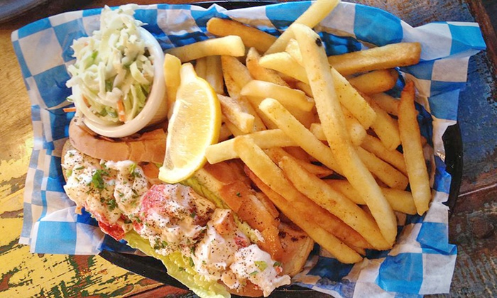 Carmine's Crab Shack - Palm Beach Gardens: Seafood Dinner Cuisine at Carmine's Crab Shack (Up to 44% Off). Three Options Available.