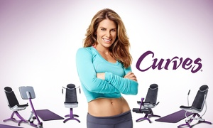 Curves - Roseville: Up to 81% Off Gym Memberships at Curves - Roseville