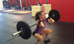 Exit 153 Crossfit: Four Weeks of Unlimited CrossFit Classes at Exit 153 CrossFit (45% Off)