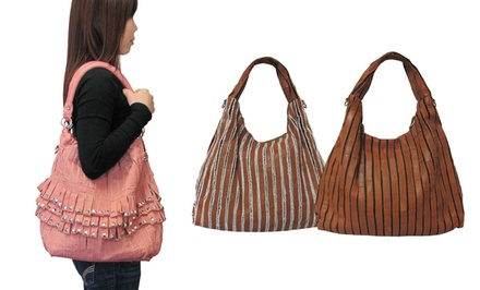 Amerileather Leather Tote, Handbag, or Backpack. Multiple Styles Available.