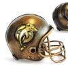 NFL Helmet Statue By Tim Wolfe