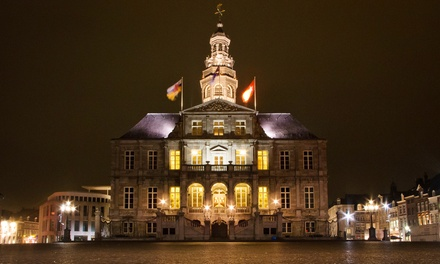 Maastricht: 2-3 Tage für Zwei und opt. Frühstück und 3-Gänge-Dinner oder VIP-Paket in einem luxuriösen 4* Hotel
