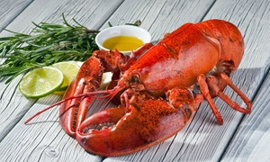 Lobster Dinner With Salads, Sides, And Wine For Two Or Four At Bistro 1902 (up To 57% Off)