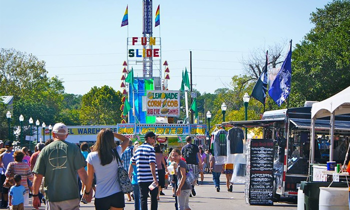 Conroe Cajun Catfish Festival - Conroe: One-Day Pass for 2 or 4 or Three-Day Pass for 2 at Conroe Cajun Catfish Festival on October 10–12 (Up to 44% Off)