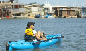 Stansbury Yacht Basin: Up to 50% Off Hobie Mirage Kayak Rental at Stansbury Yacht Basin