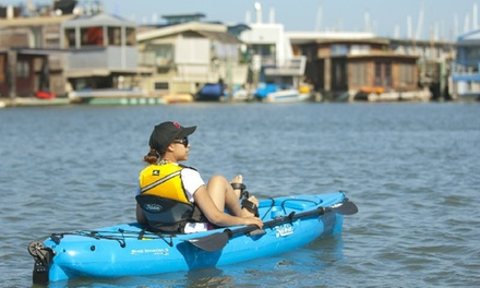 Up to 56% Off Hobie Mirage Kayak Rental at Stansbury Yacht Basin
