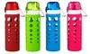 247 Hydration Bottle with Silicone Sleeve; 20 Fl. Oz.: 247 Hydration Bottle with Silicone Sleeve; 20 Fl. Oz.