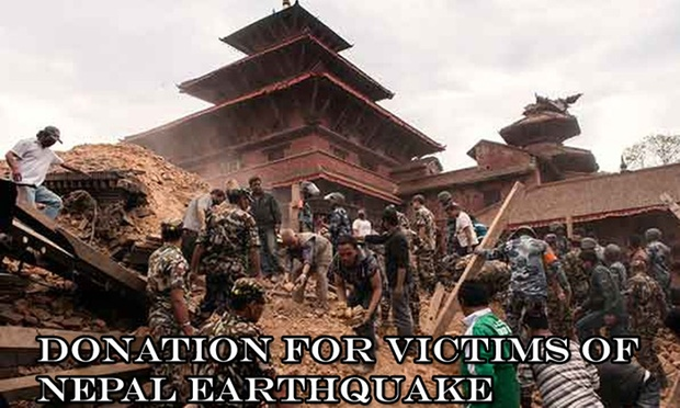 how to help the earthquake victims in nepal