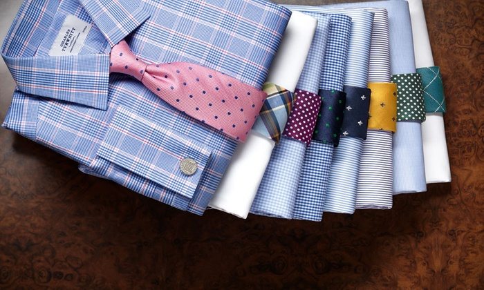 Charles Tyrwhitt Discount Voucher Codes A person's personality is a lot to do with his dressing. A person does not look perfect if he is not well-dressed and to make you look perfect we have Charles Tyrwhitt which has the most stunning clothing collection.5/5(1).