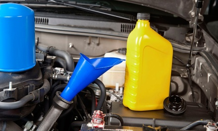 Oil Changes, AC Tune Up, or Brake Package at B&B Complete Auto Repair (Up to 55% Off)