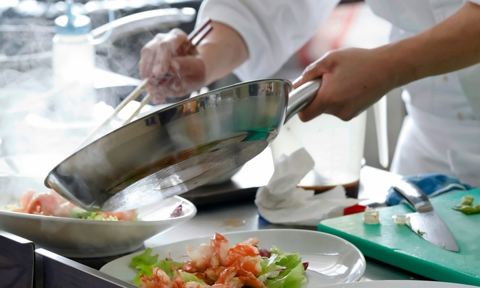 Shepsmeri's Kitchen - Canarsie: Four-Hour Cooking Class for One, Two, or Four at Shepsmeri's Kitchen (Up to 73% Off)