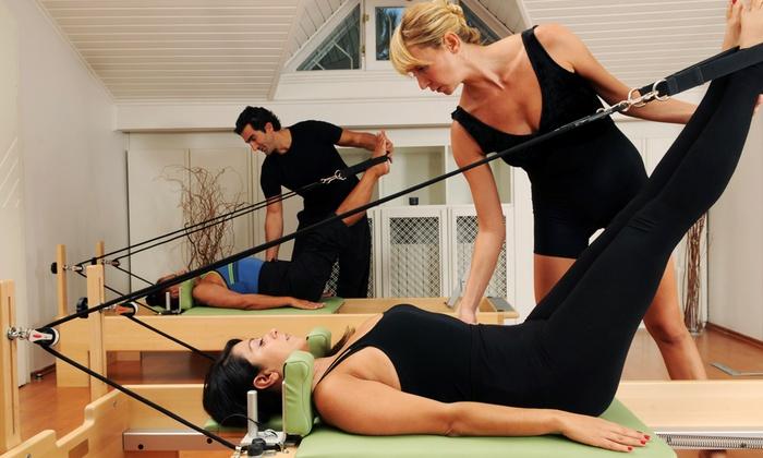 Core Connection Pilates - Springfield: Three Pilates Reformer Classes at Core Connection Pilates (53% Off)