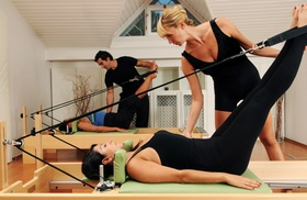 Core Connection Pilates: Three Pilates Reformer Classes at Core Connection Pilates (53% Off)