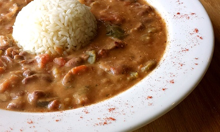 Southern Cuisine at Southern Comfort (Up to 68% Off)