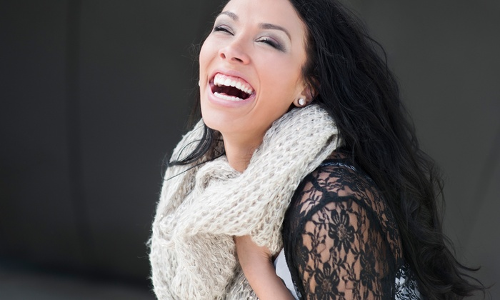 Center For Dentistry - Hobbison West: In-Office Teeth-Whitening Treatment for One or Two at Center For Dentistry (Up to 81% Off)