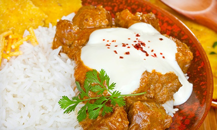 Namaste Madras Indian Cuisine - South Berkeley: $15 for $30 Worth of Indian Food at Namaste Madras Indian Cuisine