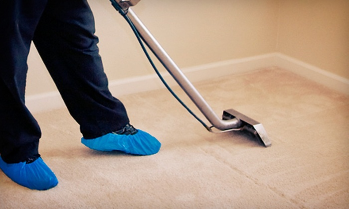 Lone Star Carpet Care & Restoration - Uptown Loop: $39 for Carpet Cleaning of Three Rooms and a Hallway from Lone Star Carpet Care & Restoration ($120 Value)
