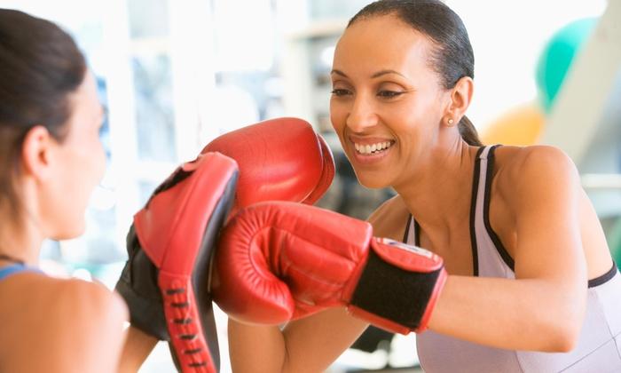 American Elite Mixed Martial Arts - Edmond: $32 for $95 Worth of Kickboxing Lessons — American Elite Mixed Martial Arts