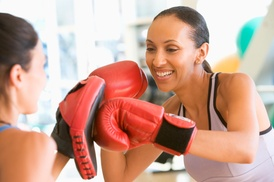 American Elite Mixed Martial Arts: $32 for $95 Worth of Kickboxing Lessons — American Elite Mixed Martial Arts