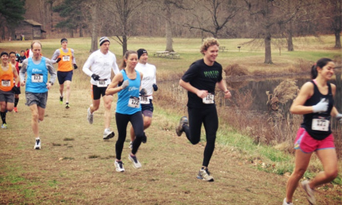 Rockin' Marathon Relay - Bryan Park: Entry for One, Two, or Four to the Rockin' Relay Team Marathon from Trivium Racing on September 29 (Up to 55% Off)