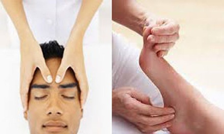 Up to 56% Off Stress-Management Relief & Reflexology at Heartspace Healing at Boise Pain Management