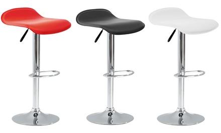 lot de 2 tabourets de bar split groupon shopping. Black Bedroom Furniture Sets. Home Design Ideas