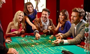 Grand Casino Chaudfontaine - Liège: Un menu en 3 services et crédits en jeu pour 1 ou 2 convives dès 29,99 € au Grand Casino Chaudfontaine-Liège