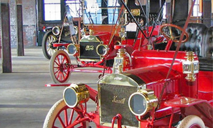 Ford Piquette Avenue Plant Museum - Ford Piquette Avenue Plant: $9.99 for a Ford Piquette Avenue Plant Museum Visit for Two Valid Wednesday–Friday or Any Day ($20 Value)