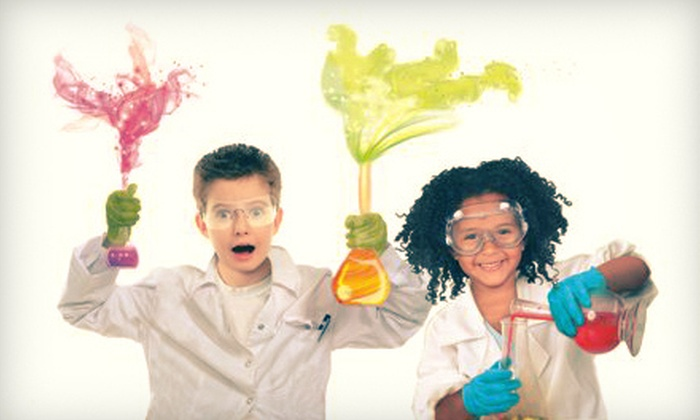 Mad Science - Multiple Locations: Four- or Eight-Week Afterschool Club from Mad Science (Up to 52% Off)